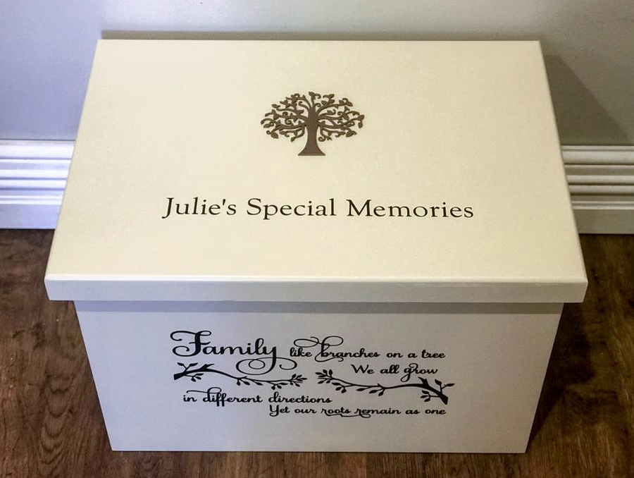 Julie Memory Box