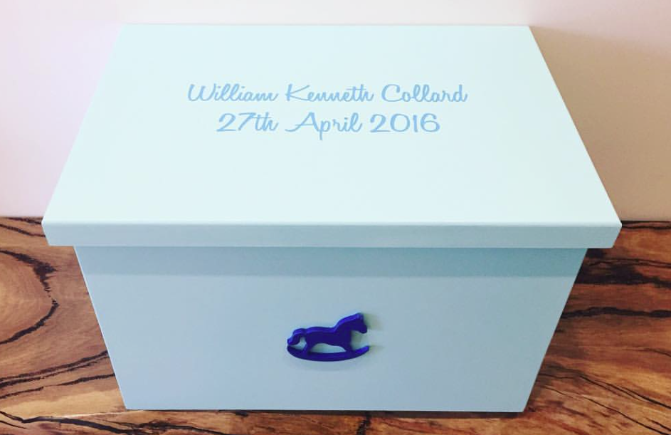 William Memory Box