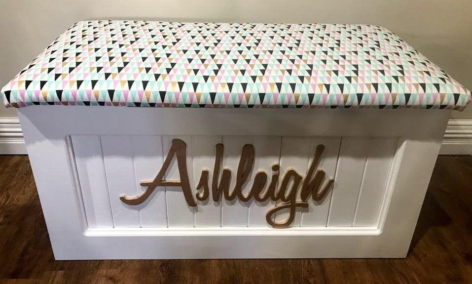 Ashleigh Toy Box