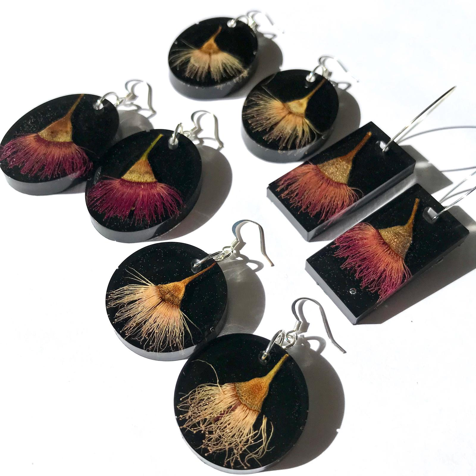 Flowering Gum Earrings