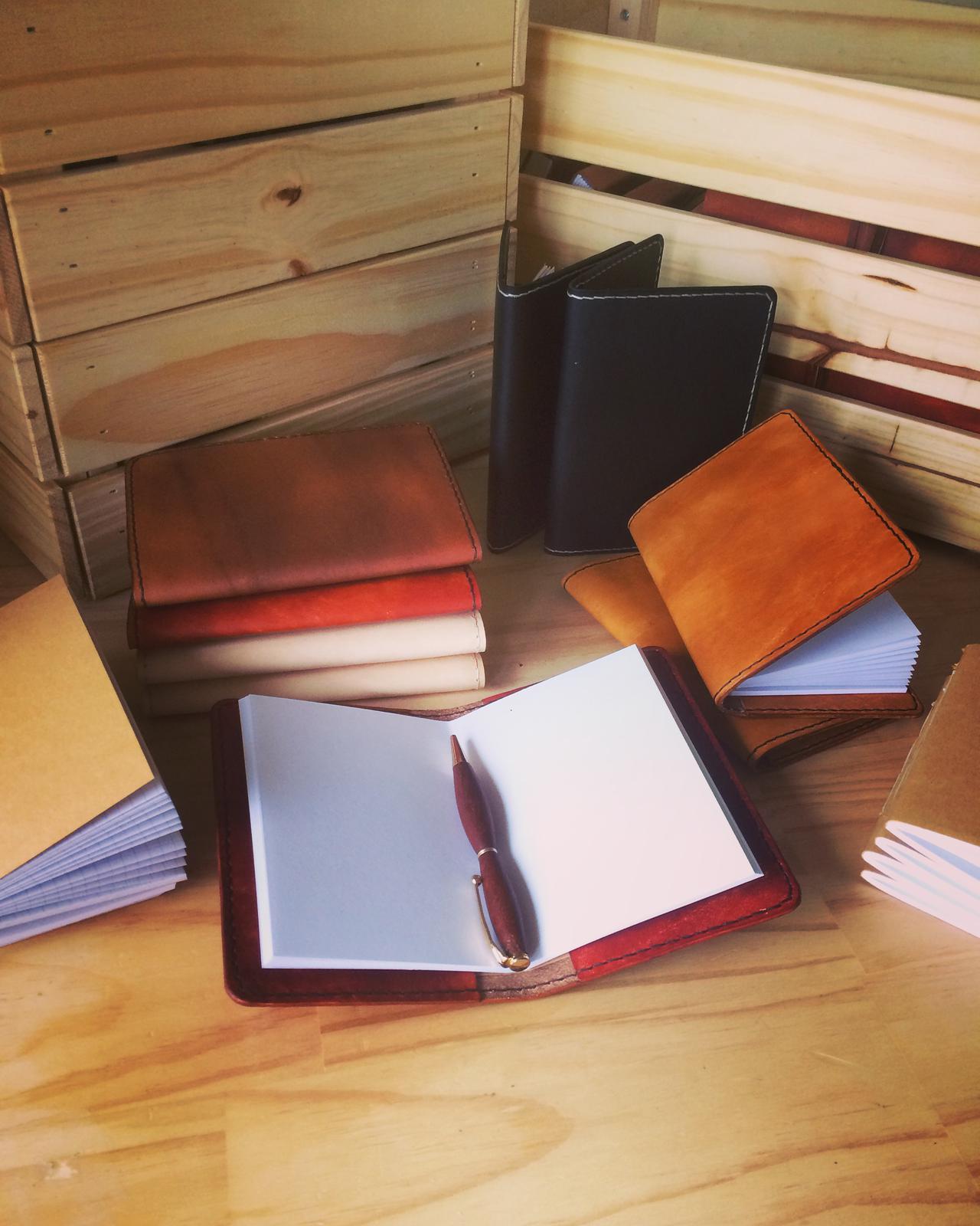 Refillable Pocket Journal