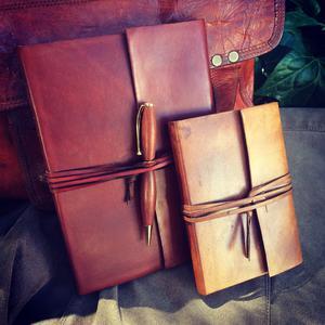 Literary Leather
