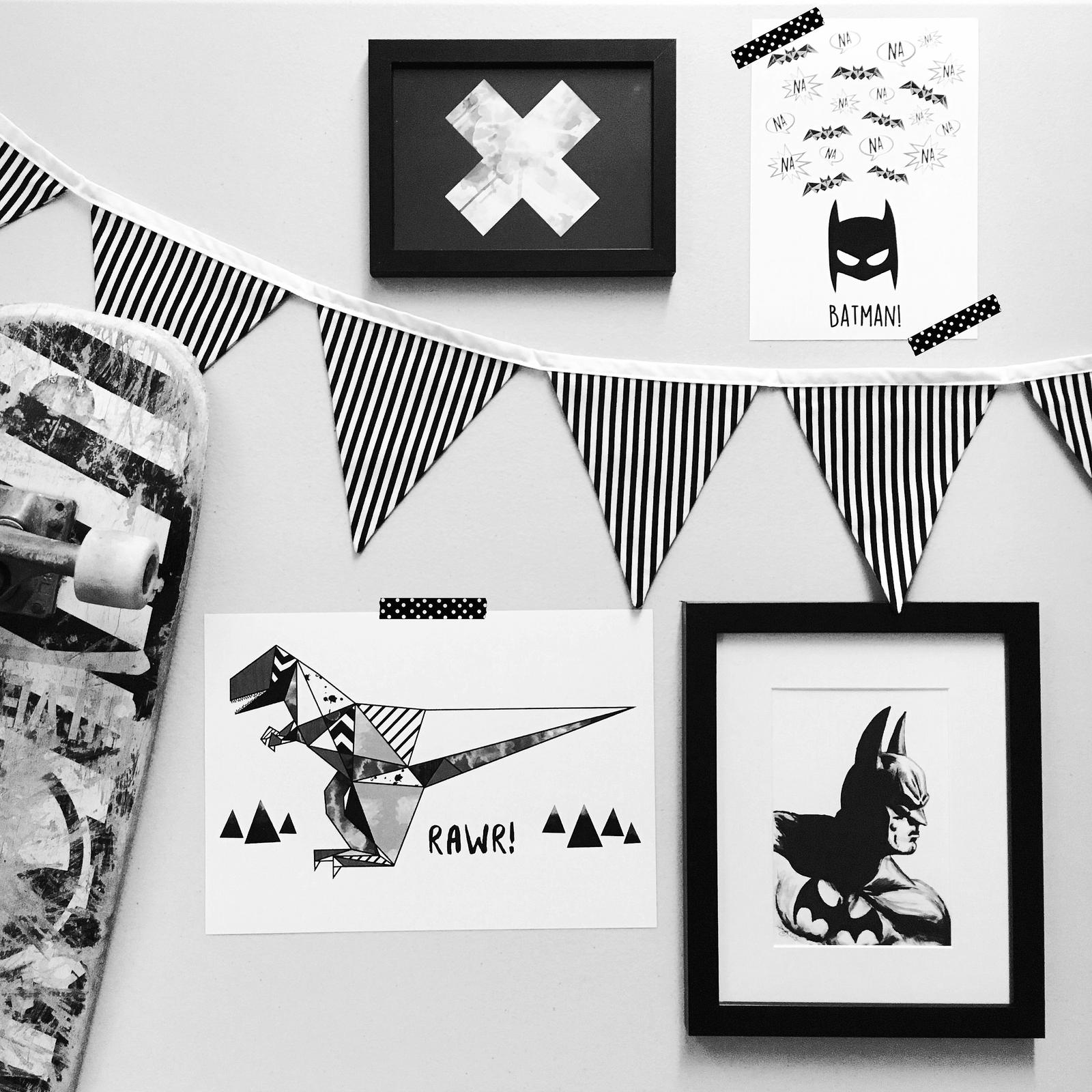 Kid themed decor