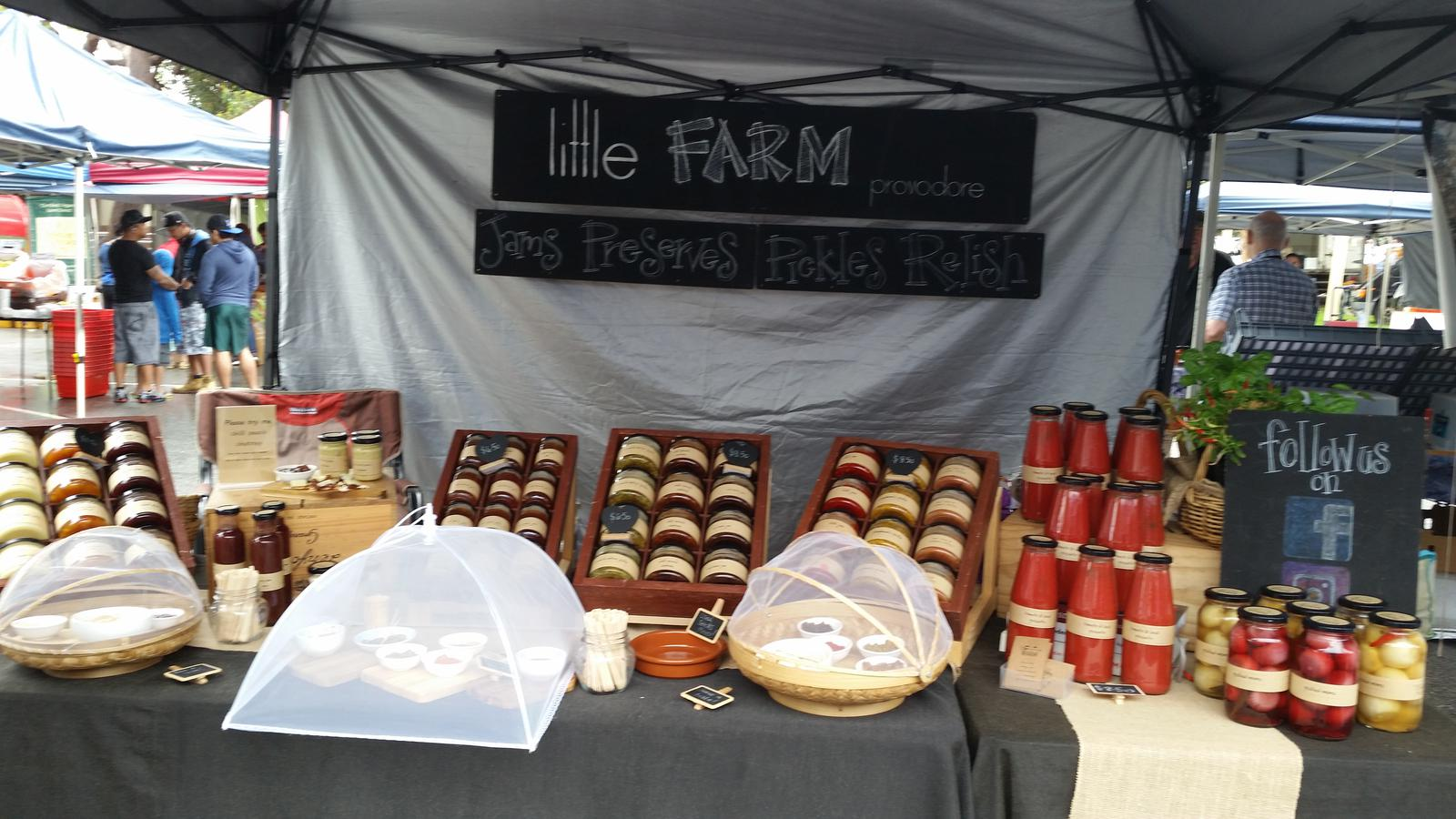 Little Farm Stall