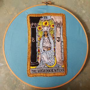 Little Jerk Embroidery