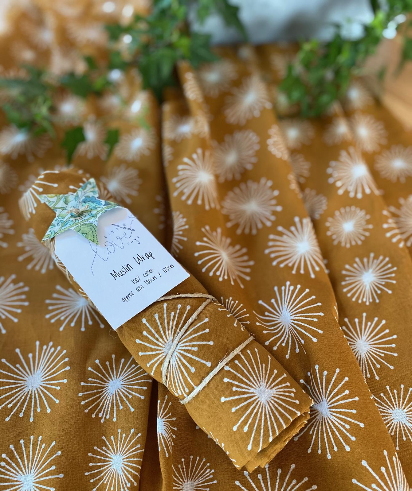 Muslin Wraps
