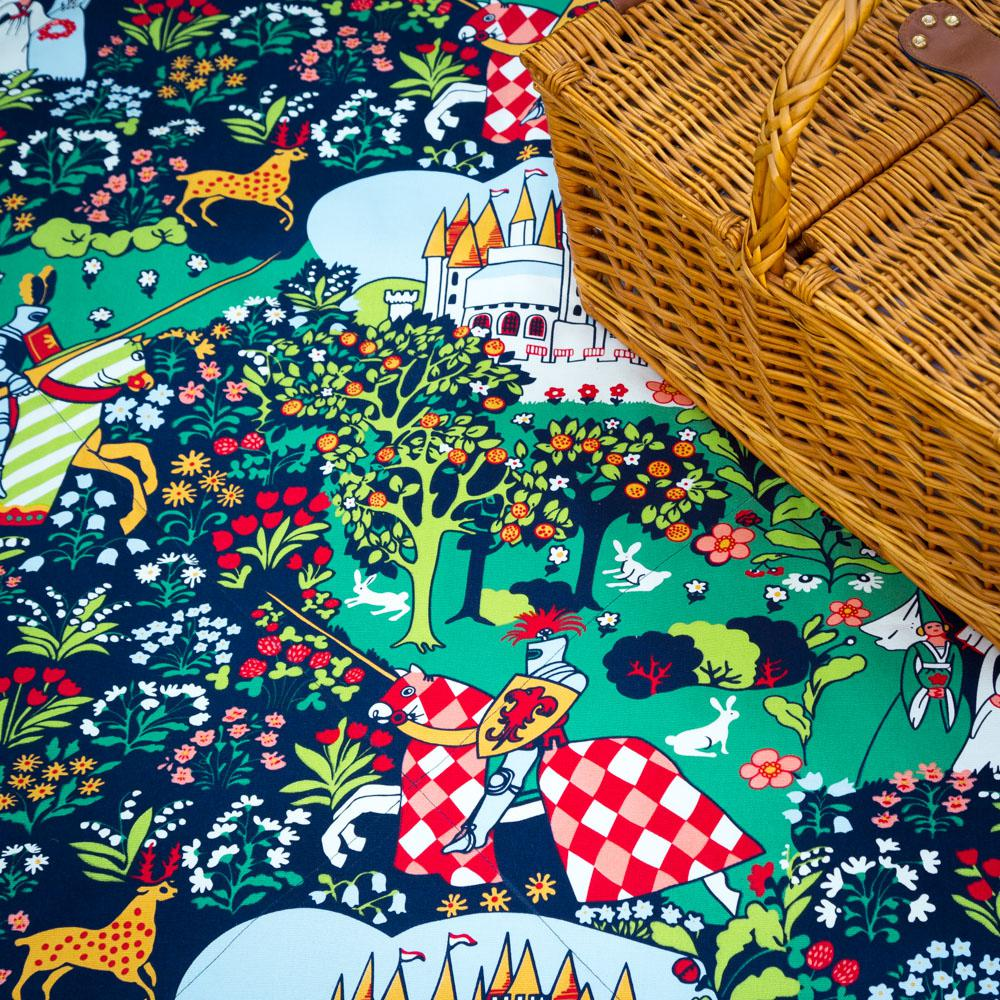 Enchanted Forest Picnic Blanket