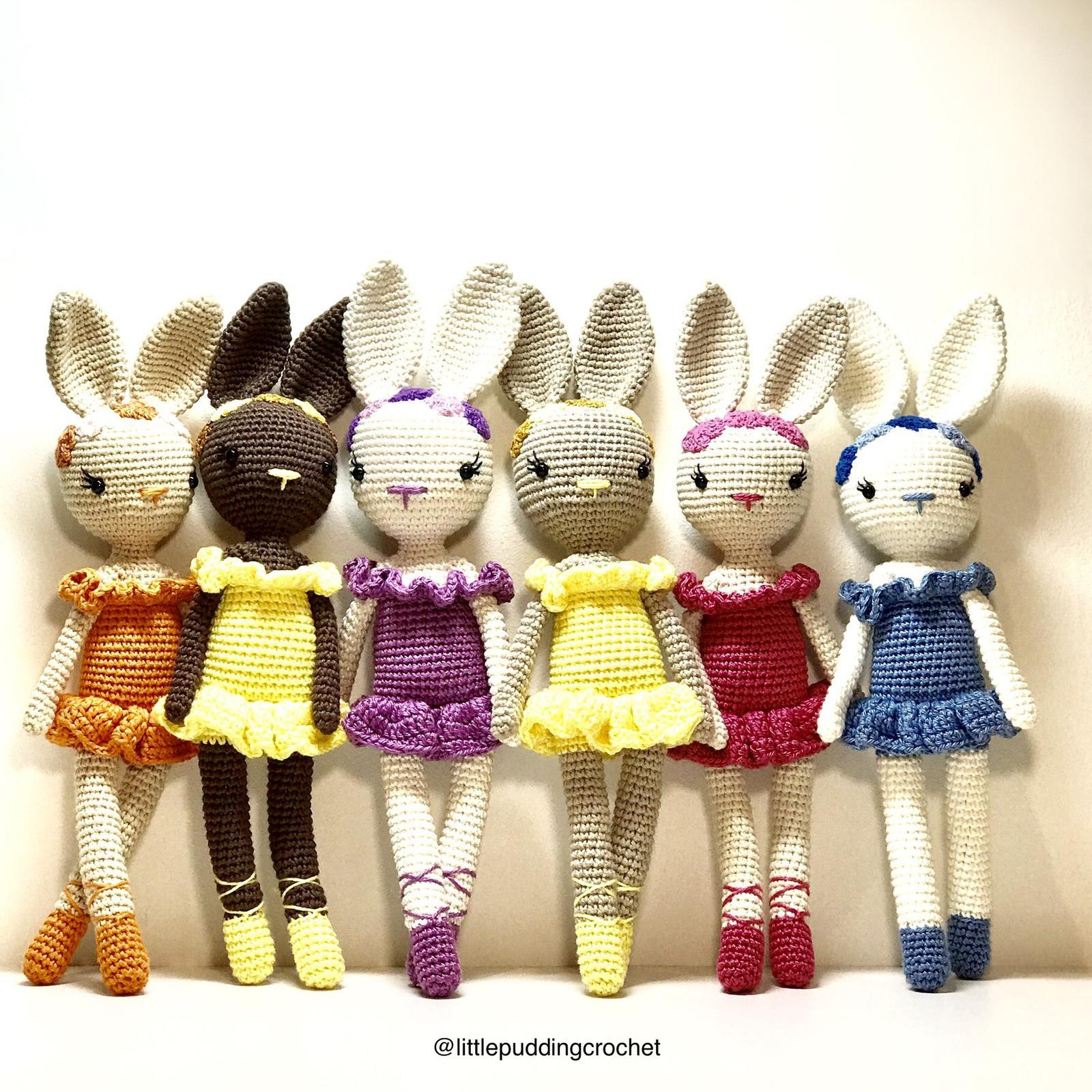 Ballerina  bunnies!