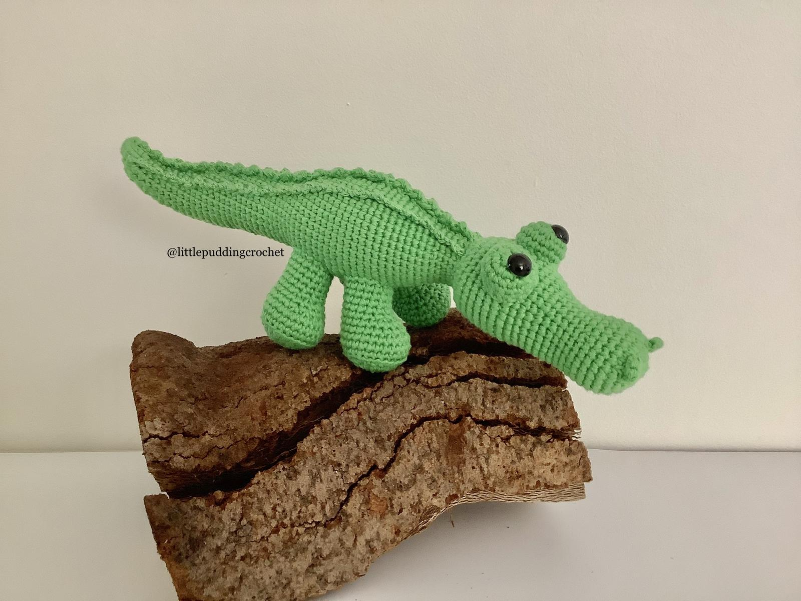 Morphle the Crocodile