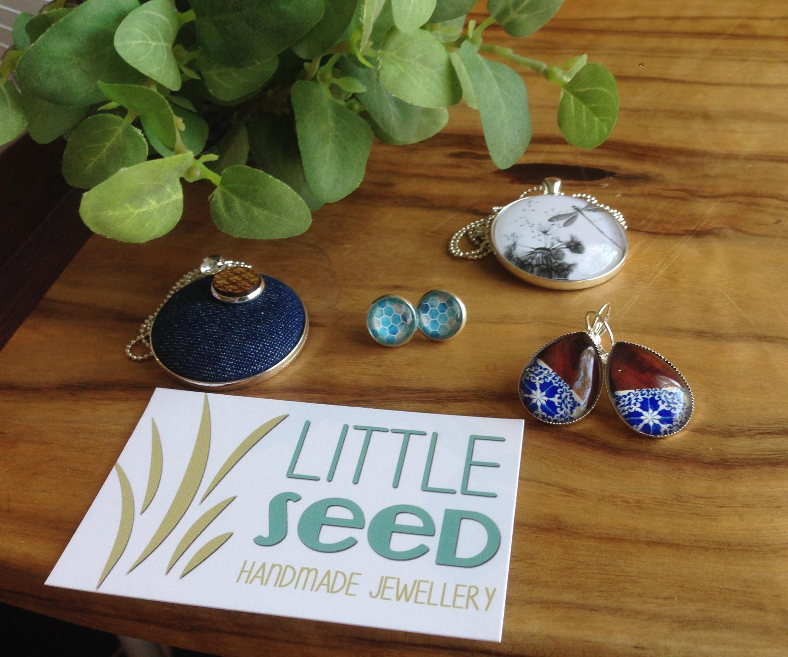A selection of items created by Little Seed