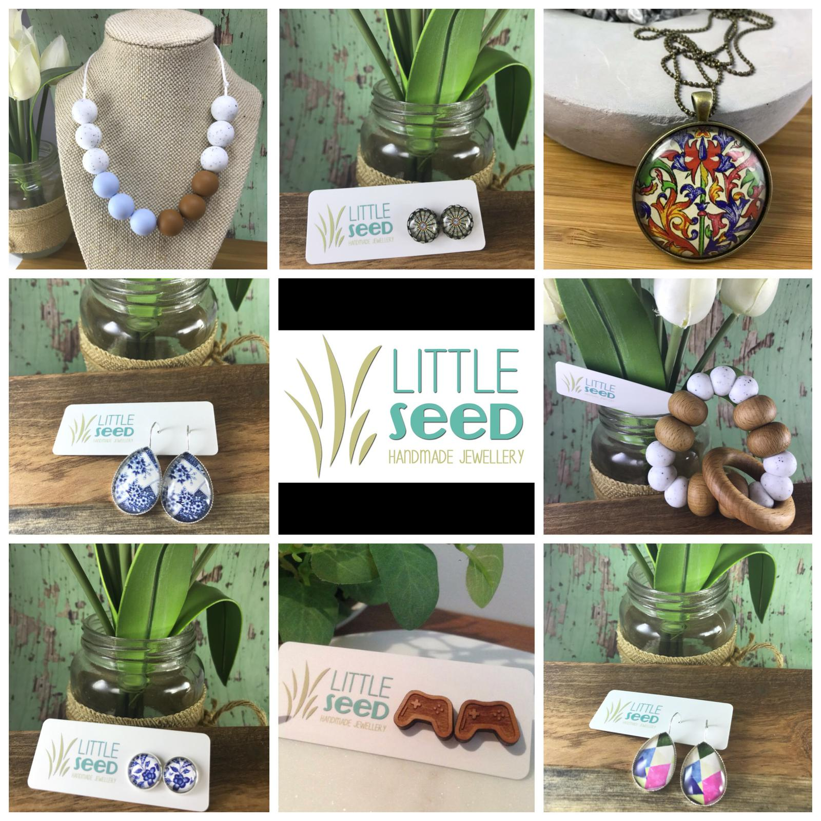 A range of Little Seed items