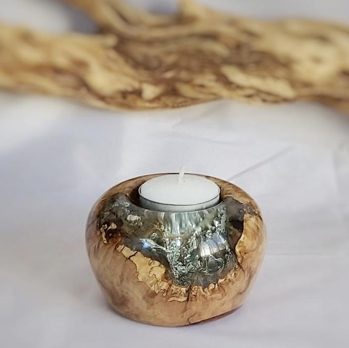 Marri Tea Candle Holder