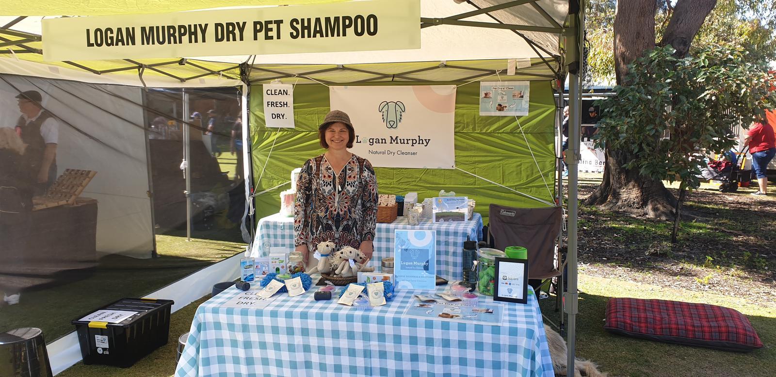 Logan Murphy Natural Dry Pet Shampoo