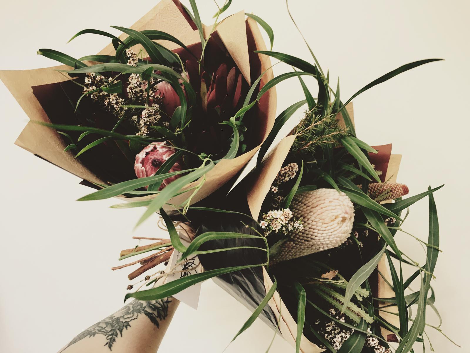 Fresh Native Bouquets