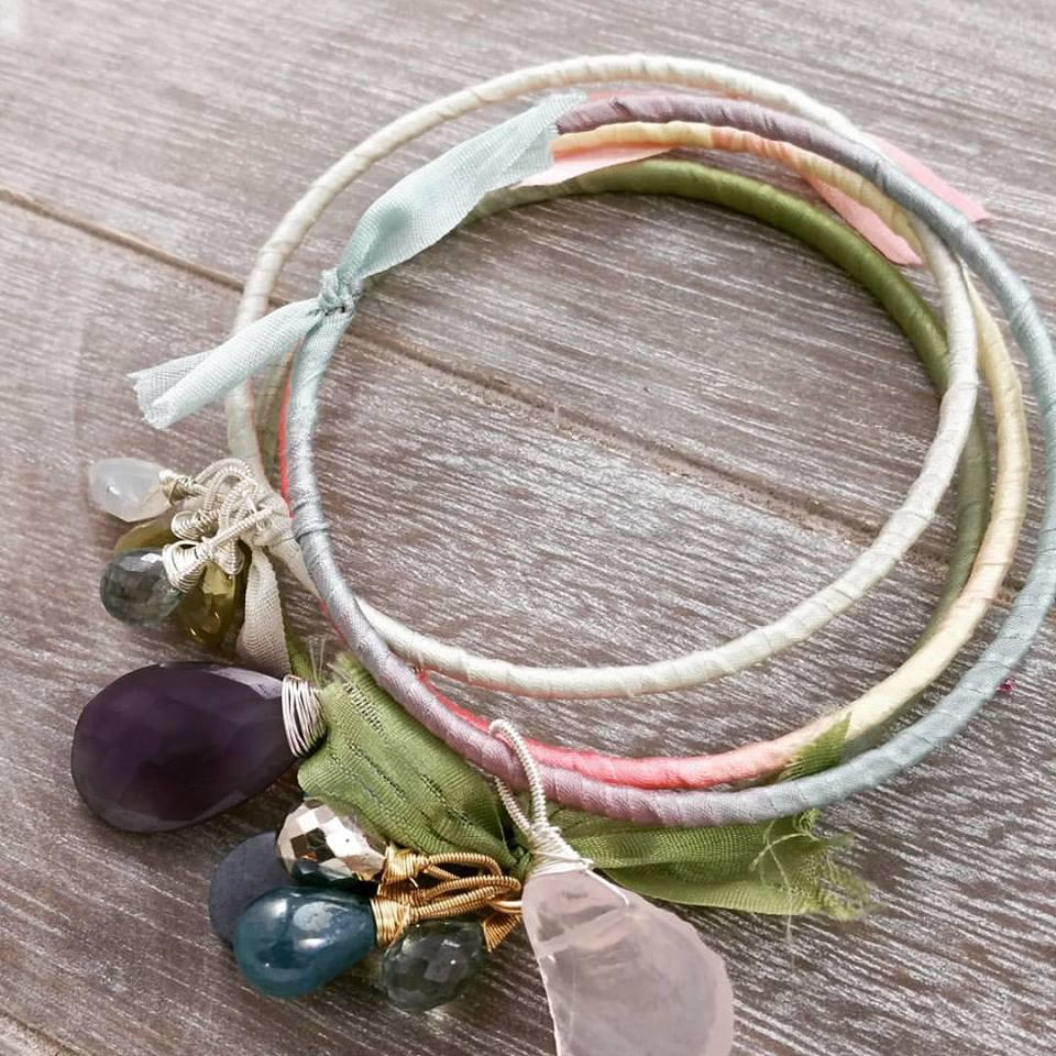 Lush baubles Bangles