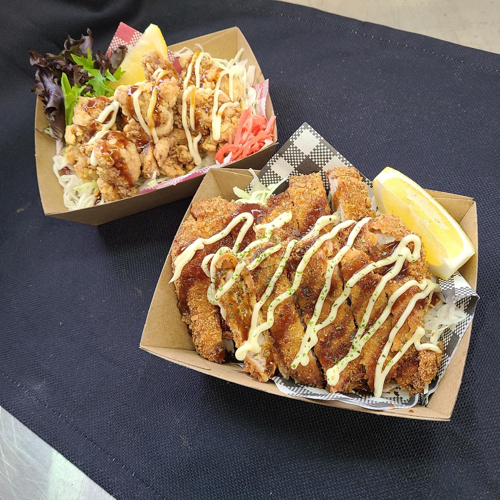 Maneki Neko Perth - Karaage Chicken, Katsu Pork