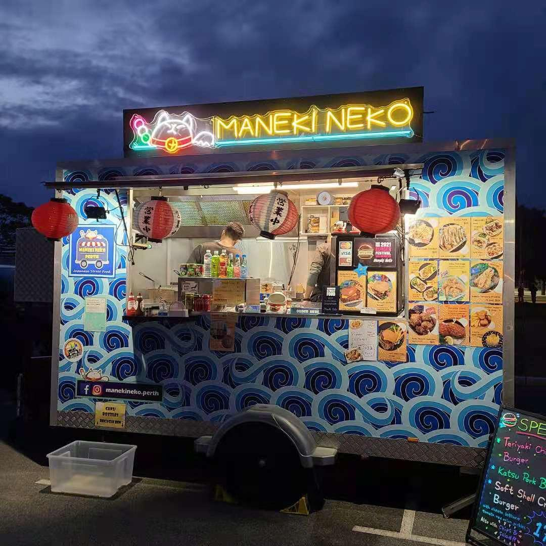Maneki Neko Perth - Japanese Street Food