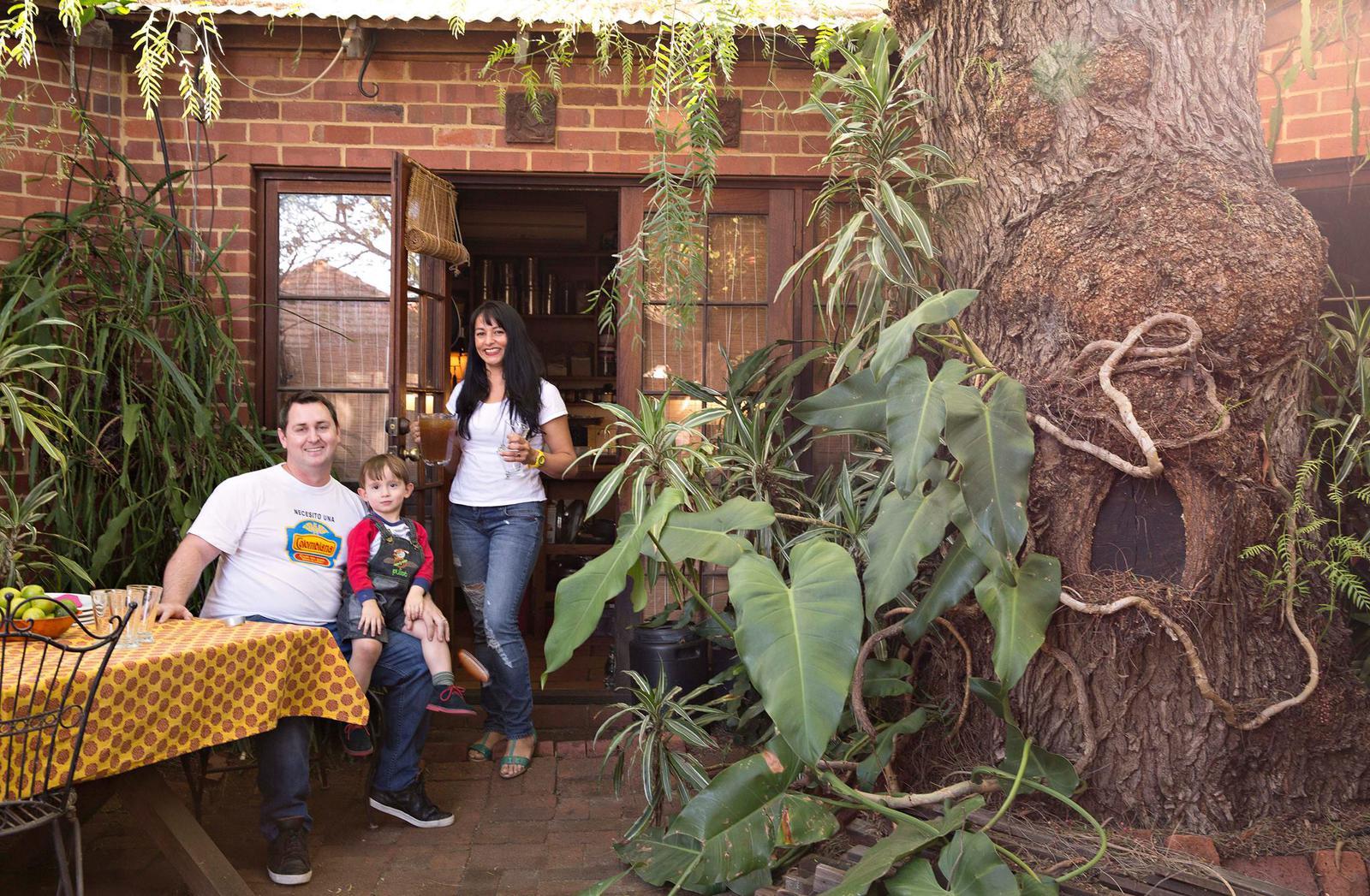 Matt, Marcela & Harold