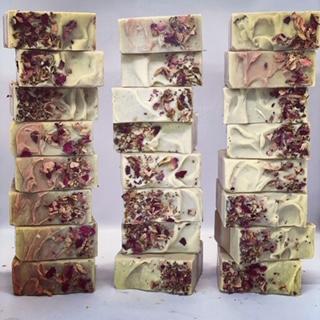 Rose Geranium + Lavender Best Seller