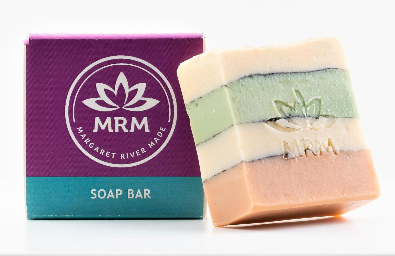 Lavender + Lime plant based natural soap