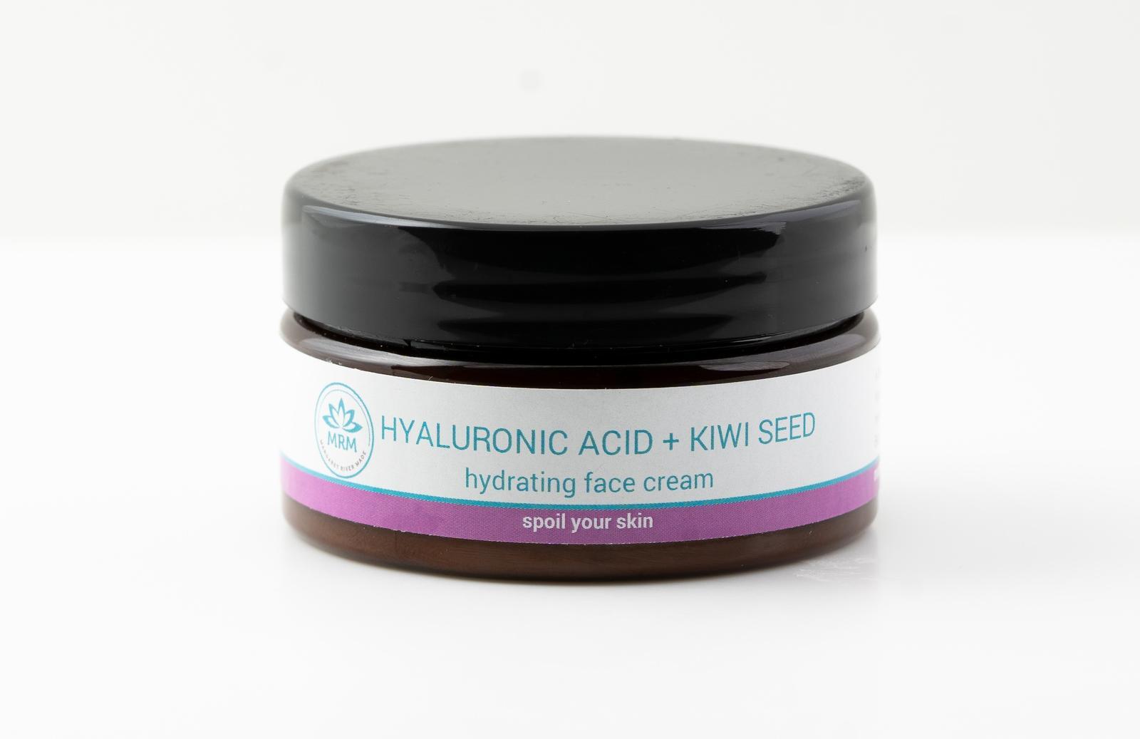 Hyaluronic Acid & Kiwi Seed Face Cream