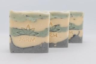Patchouli + Lime Plant Based Natural Soap