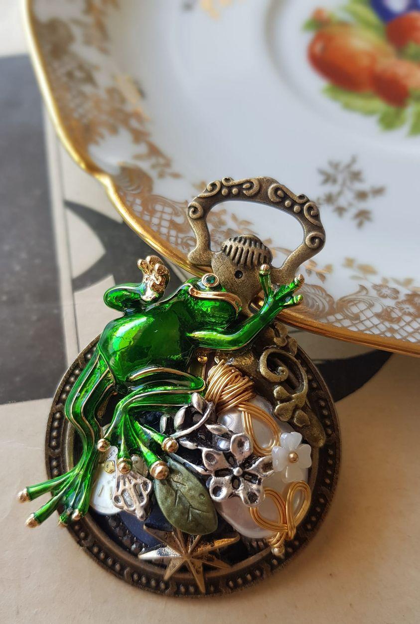 grenouille vert 1911