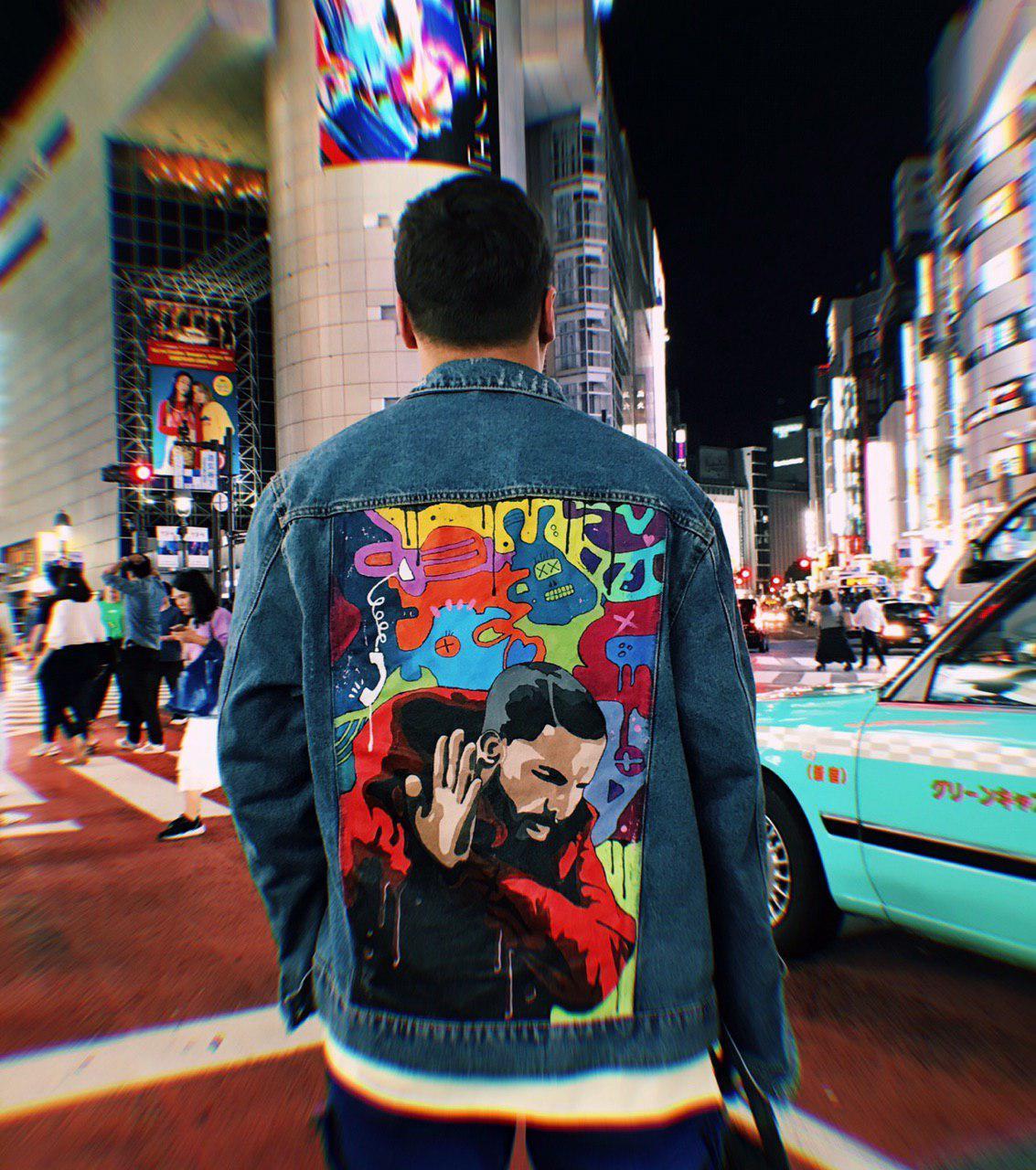 Dr. Drake Jeans Jacket