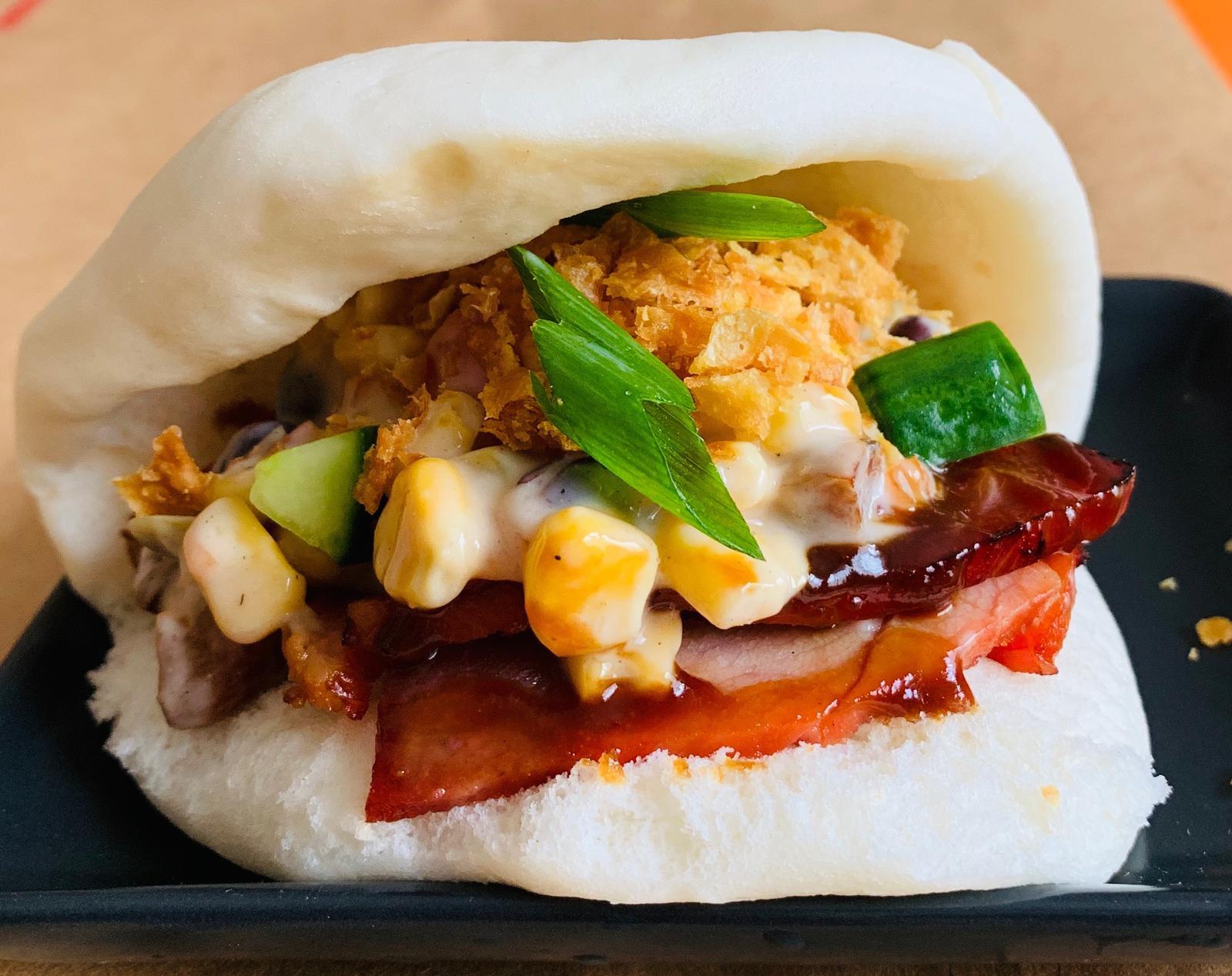 BBQ Pork Bao