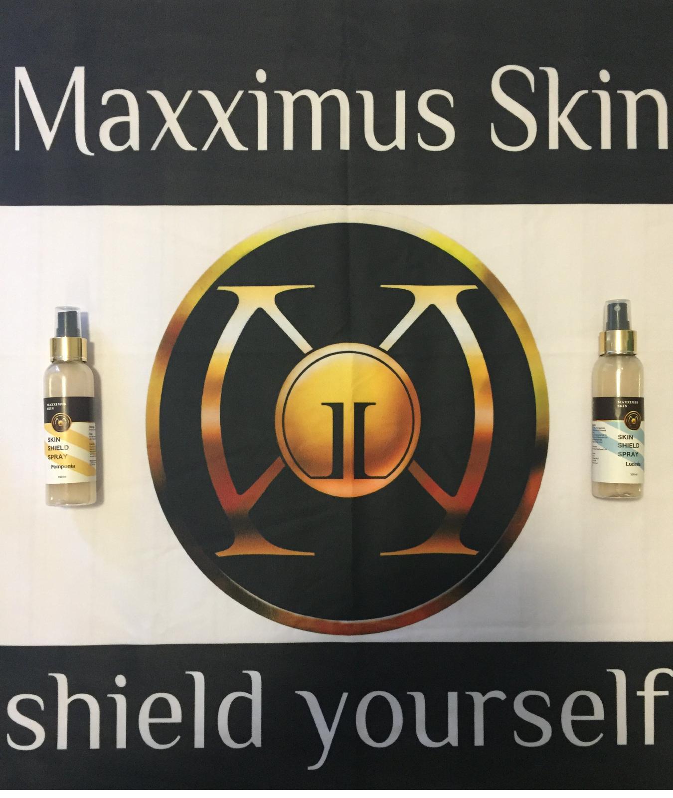 Maxximus Skin Logo