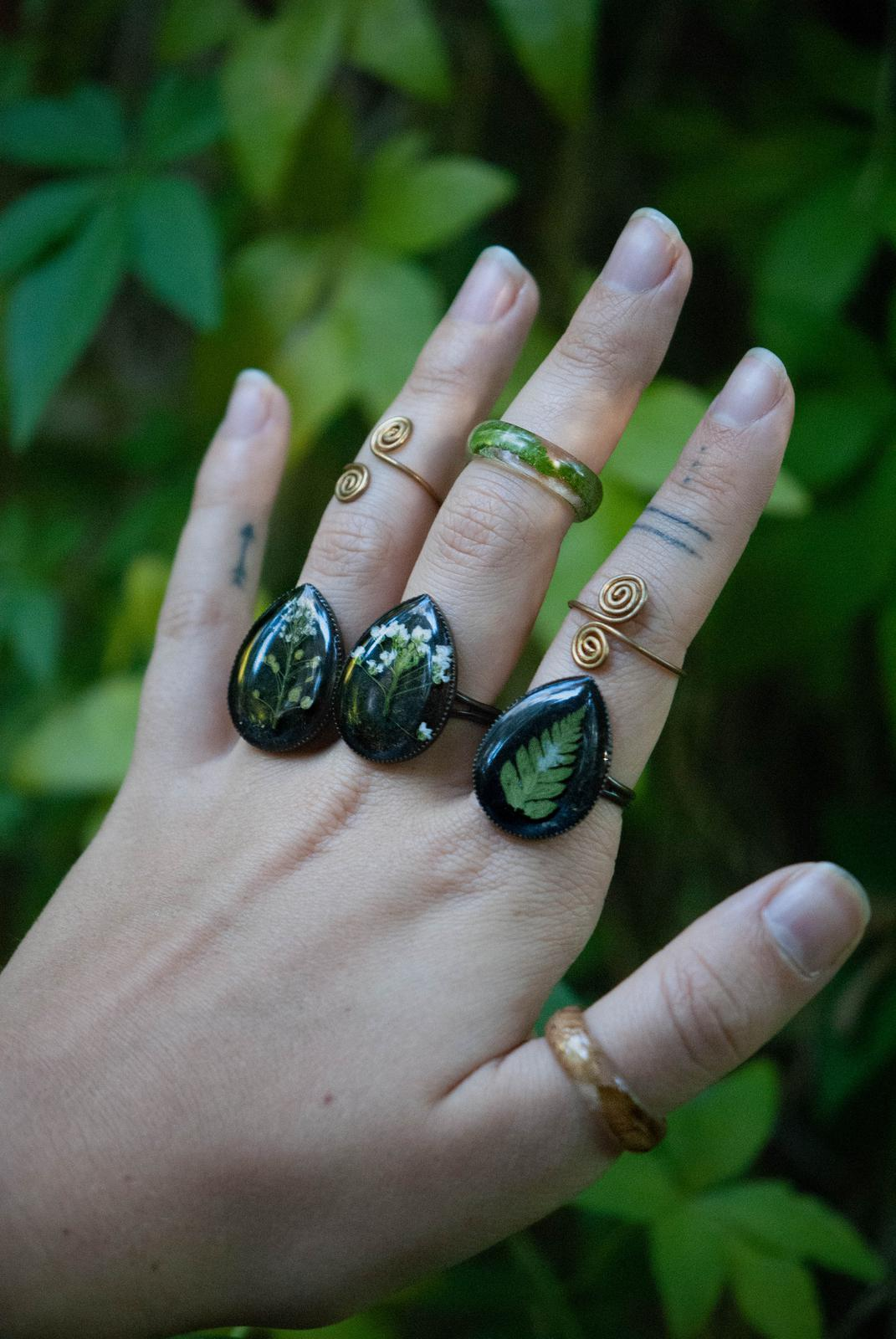 Woodland Rings