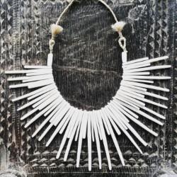 Meraki Designs porcelain necklace