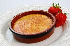 traditional french vanilla creme brulee