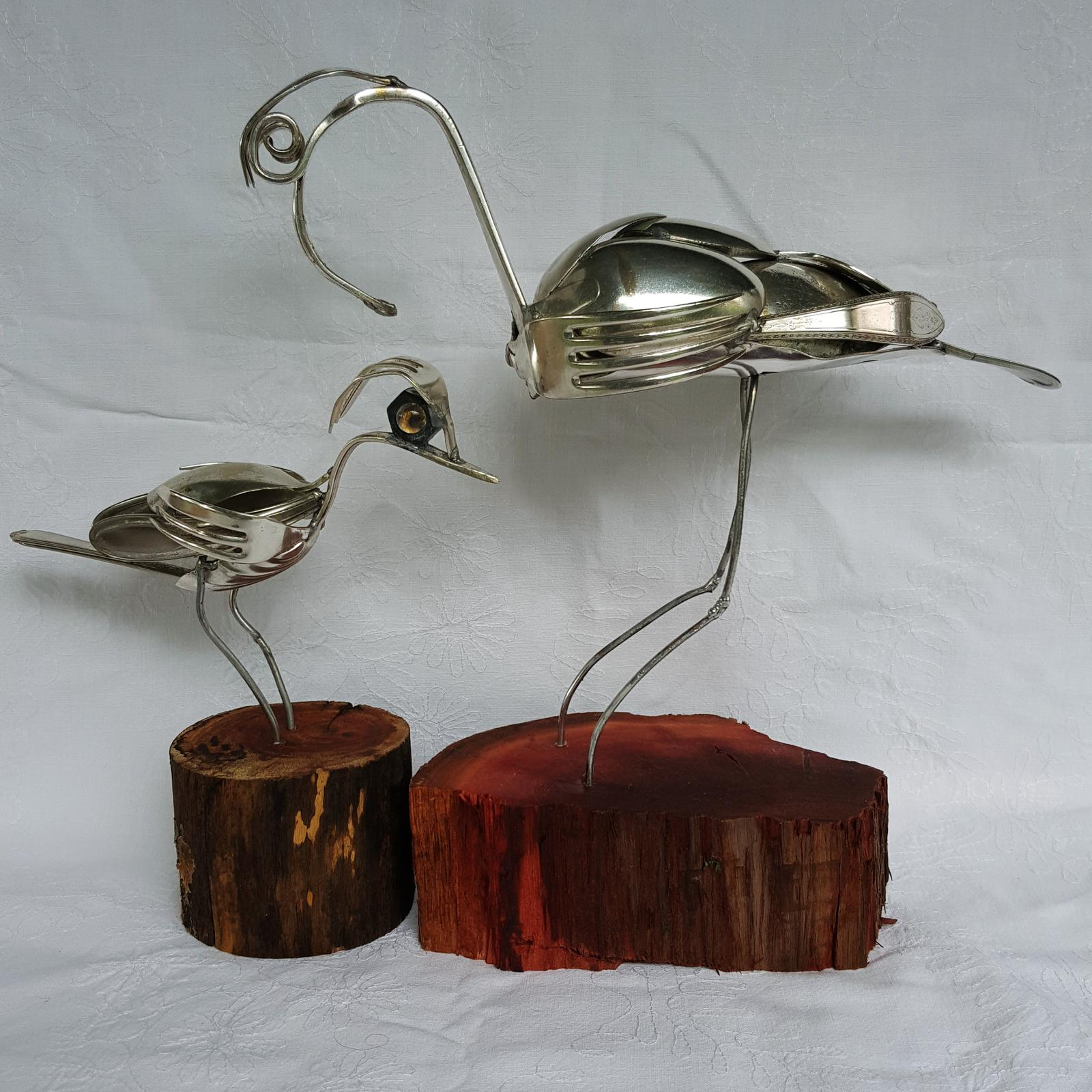 Fork birds