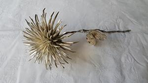 Micalu Tangled Fork Designs + Micalu Alpaca Fibre Art