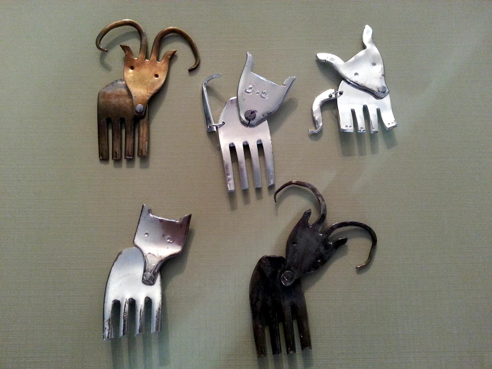 Fork animals