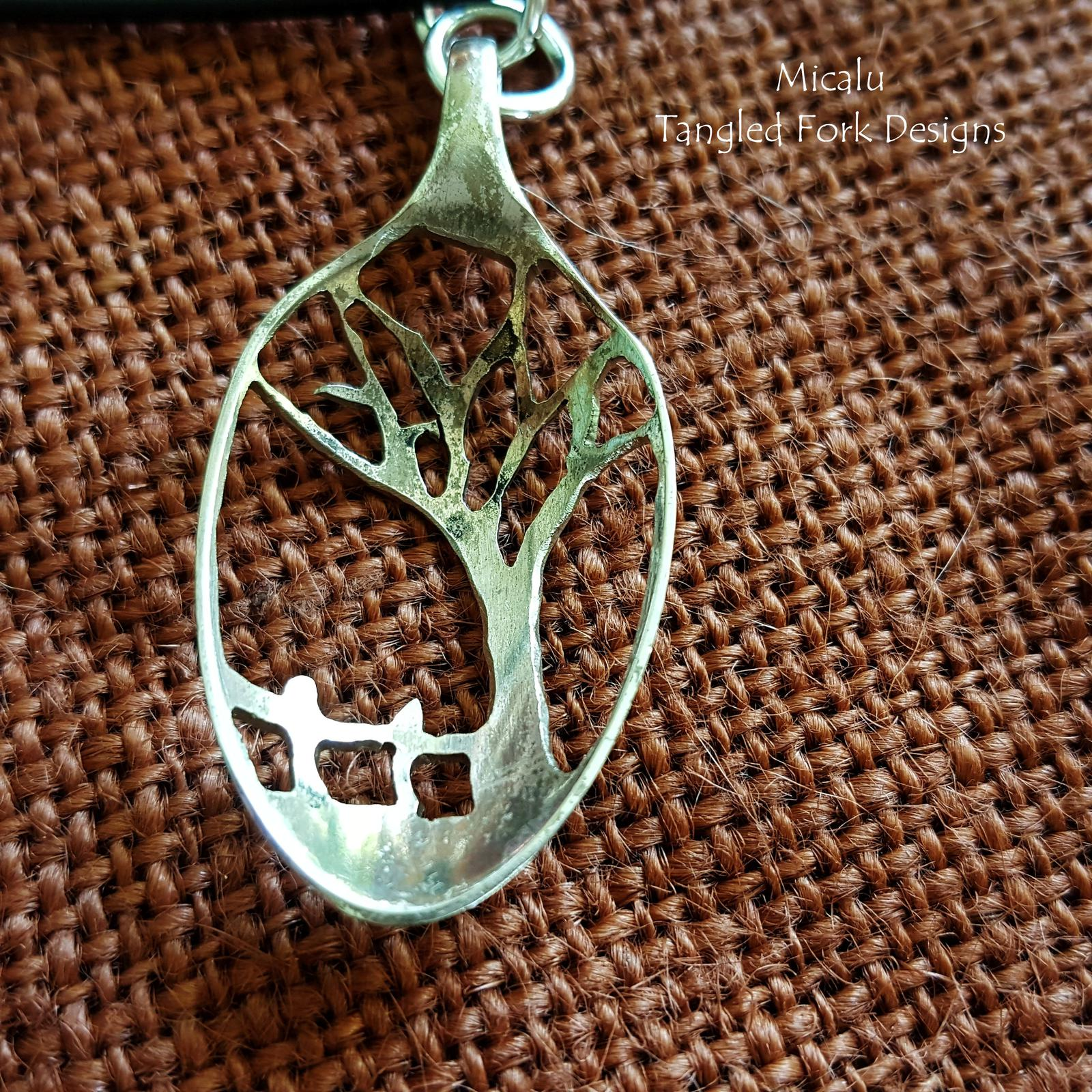 Spoon Pendant