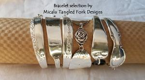 Micalu Tangled Fork Designs + Micalu Tangled Fleece Designs