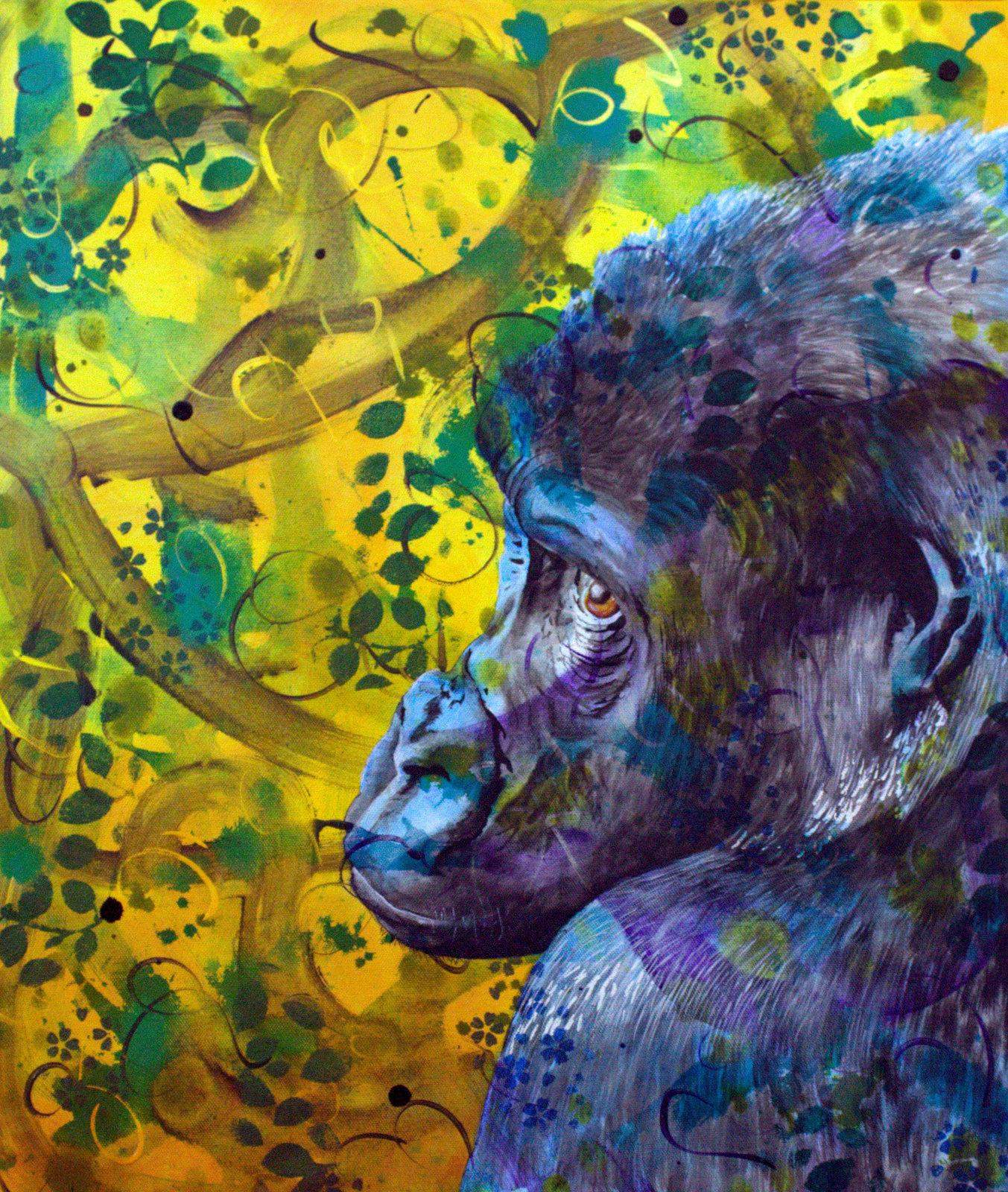 Placid Contemplation fine art print