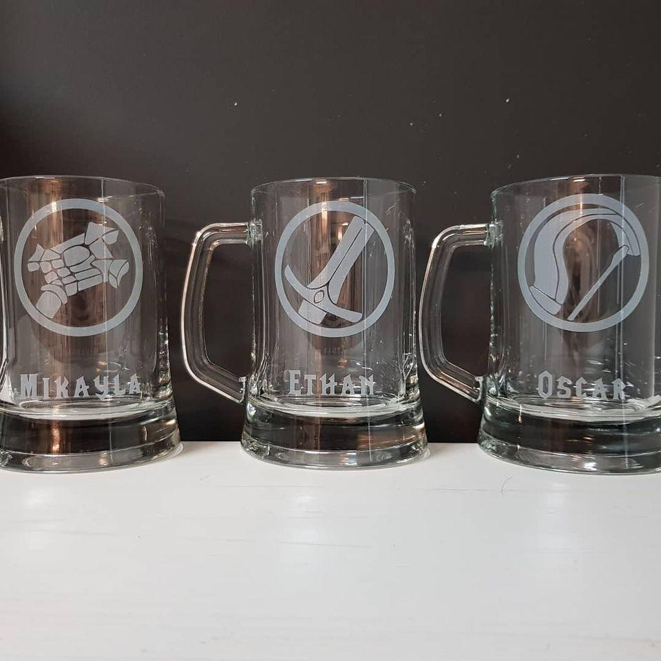 Personalised Gaming Drinkware