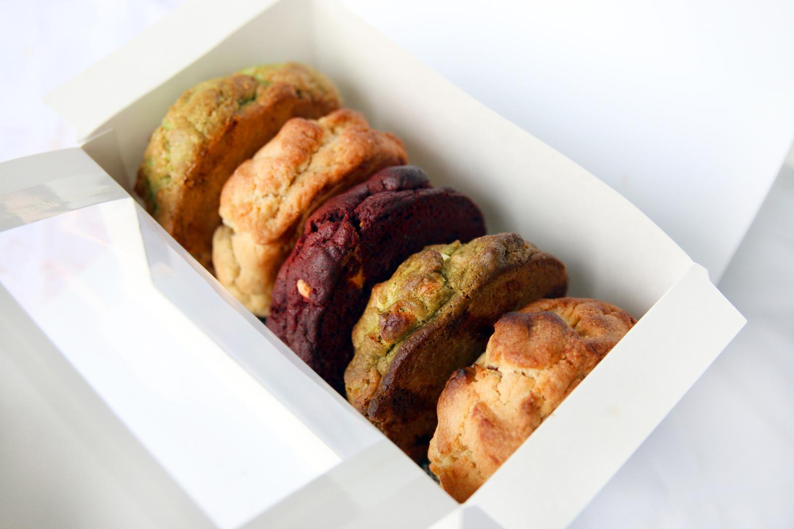 Assorted Cookie Box