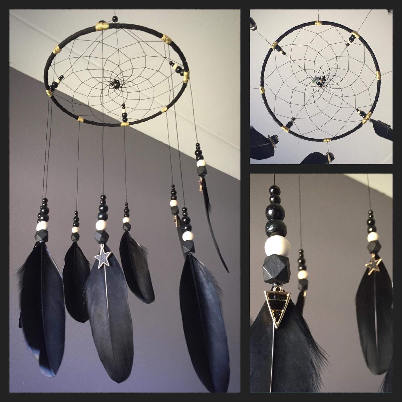 dream Catcher feather mobiles