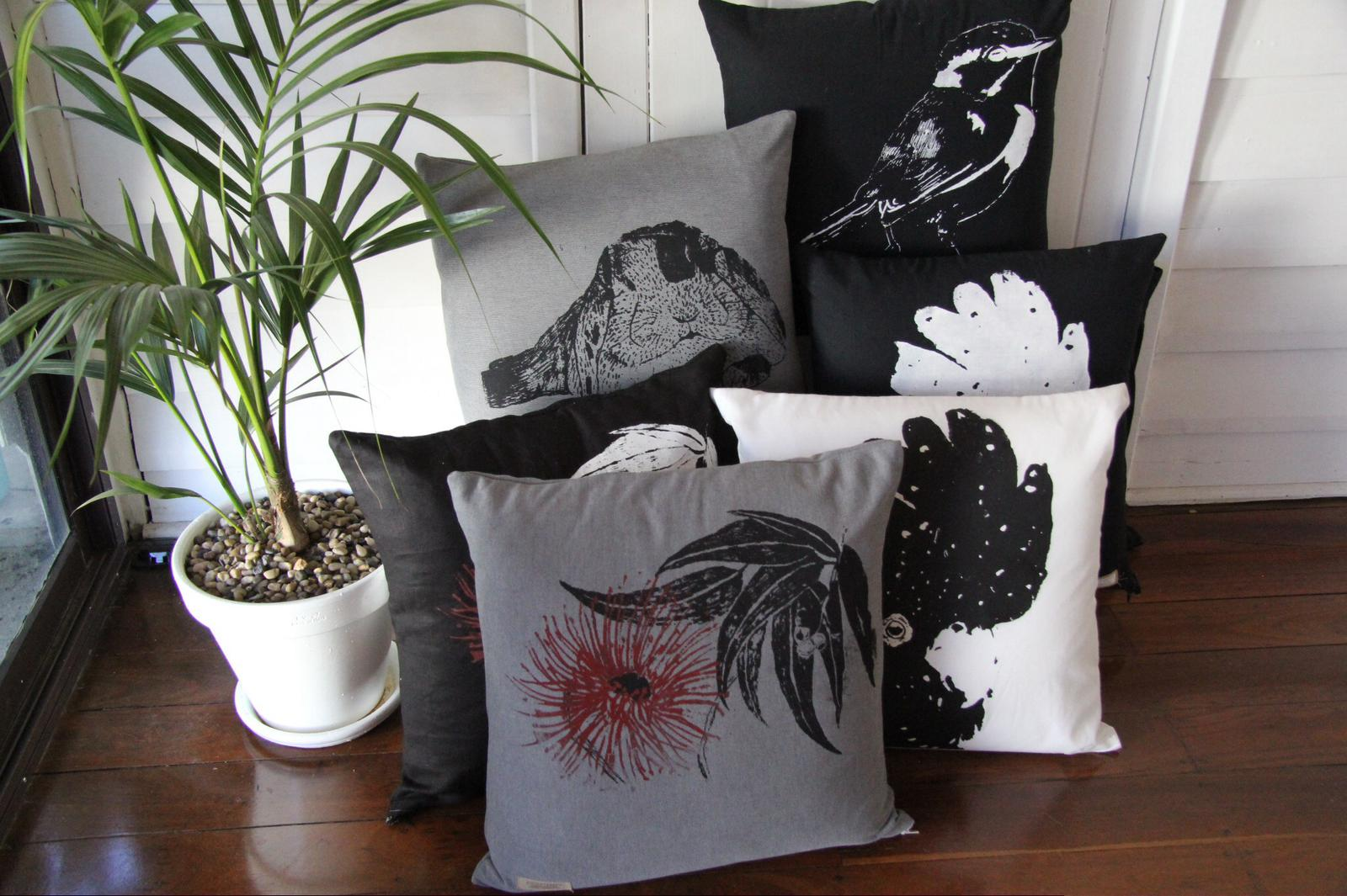 Range of Cushions
