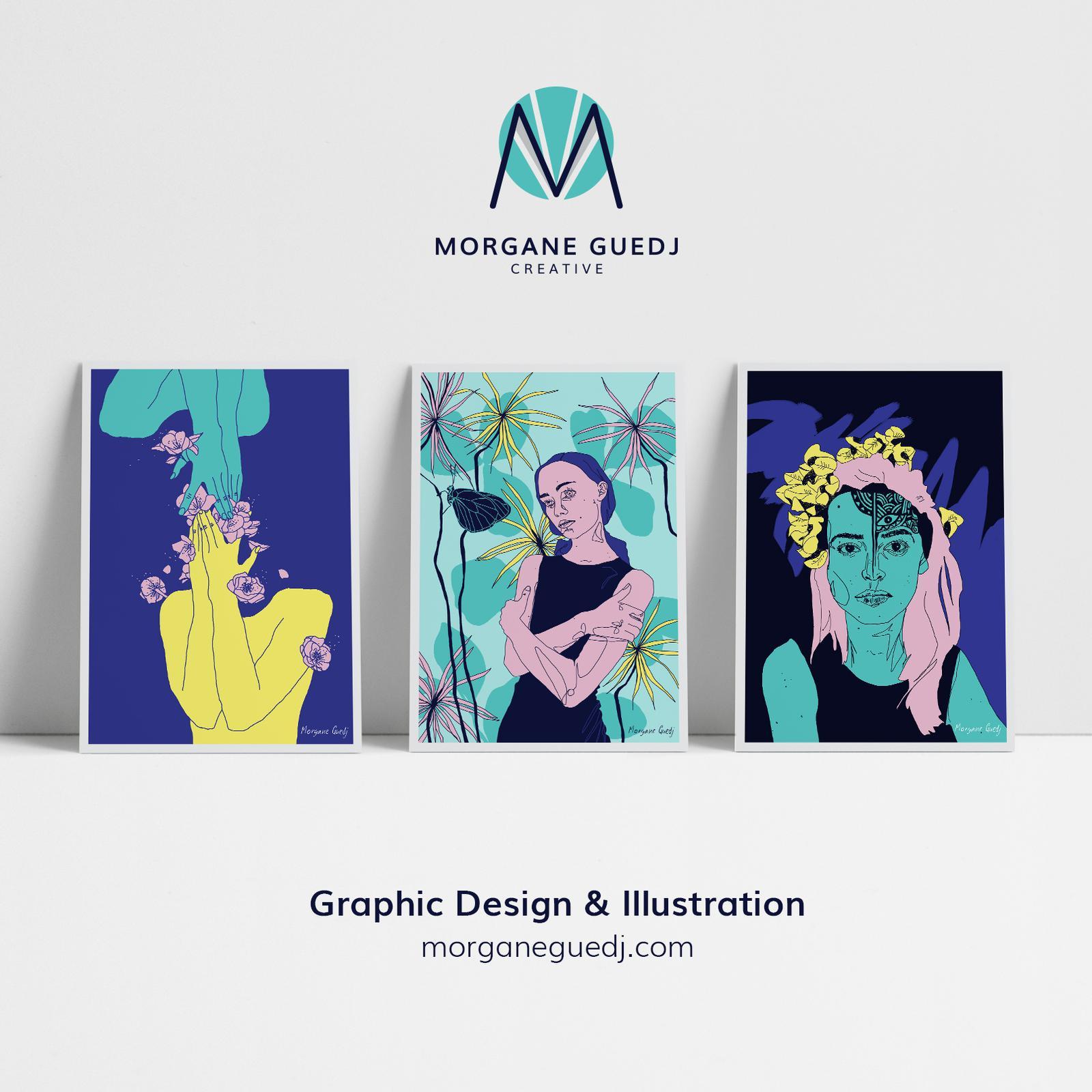 Morgane Guedj Creative presentation