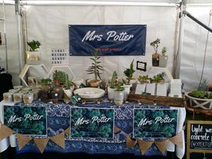 Mrs Potter Pots