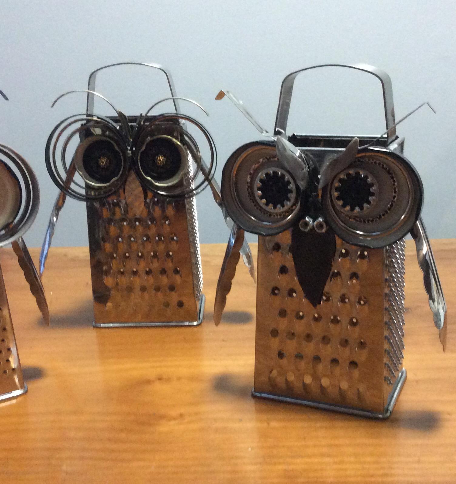 Grater Owls