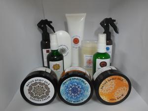 Native Spirit Oils