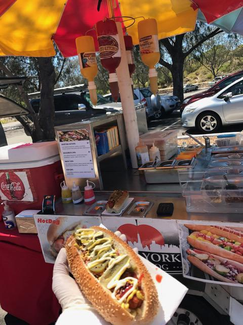 Newyork Hotdog