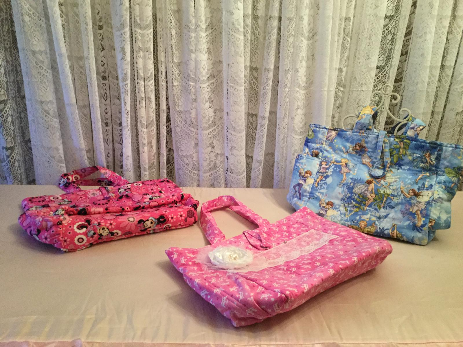Nappy Bags