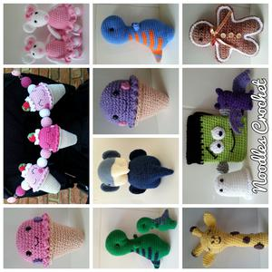 Noodles Crochet & Craft